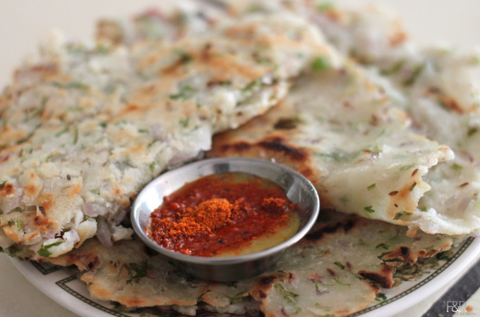 Akki Rotti |  Rice Rotti