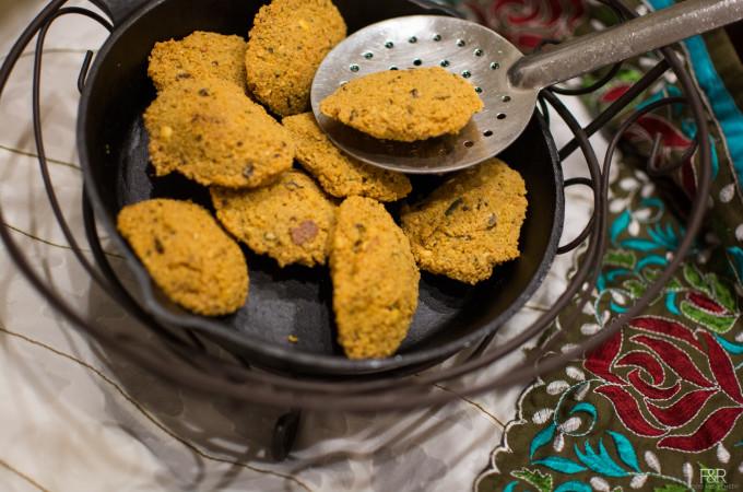 AMbode  Recipe | Dal vada | Chana dal Vada