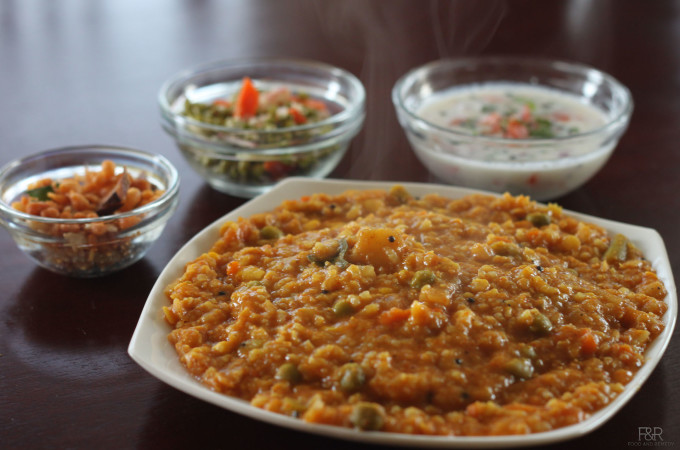 BisiBeleBath recipe