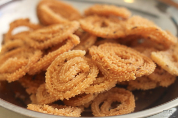 Chakli Recipe | Murukku Recipe