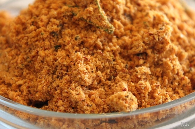 Fried Gram Chutney Powder
