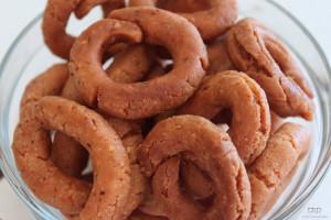 Kodubale (Spicy Rings)