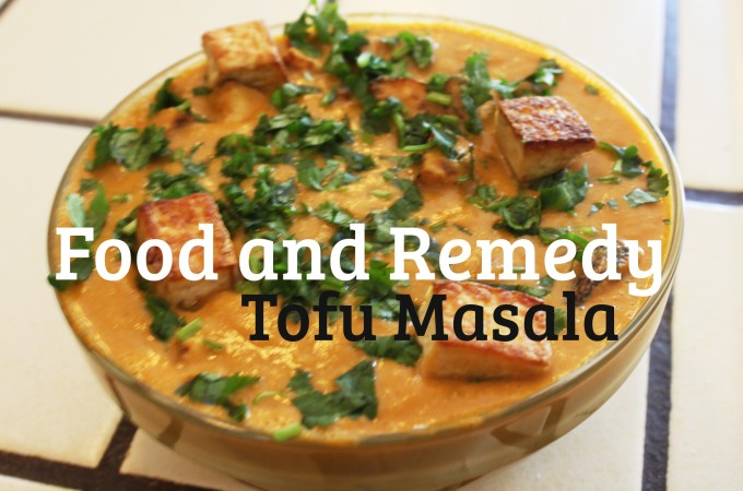 Tofu Masala recipe | curried tofu recipe|