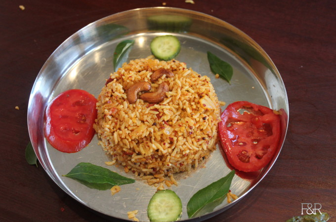 Curry Leaves Rice | Curryleaves Masala Rice