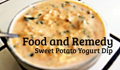 Sweet Potato Yogurt