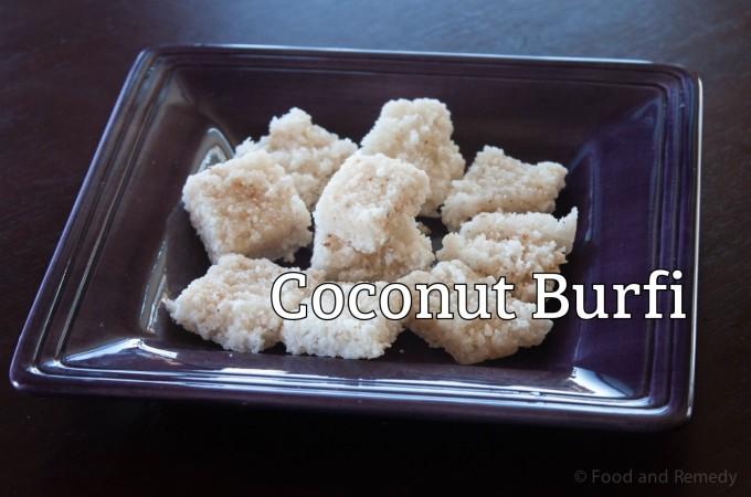 Coconut Burfi   Kobbari Mitayi   Karnataka Recipes