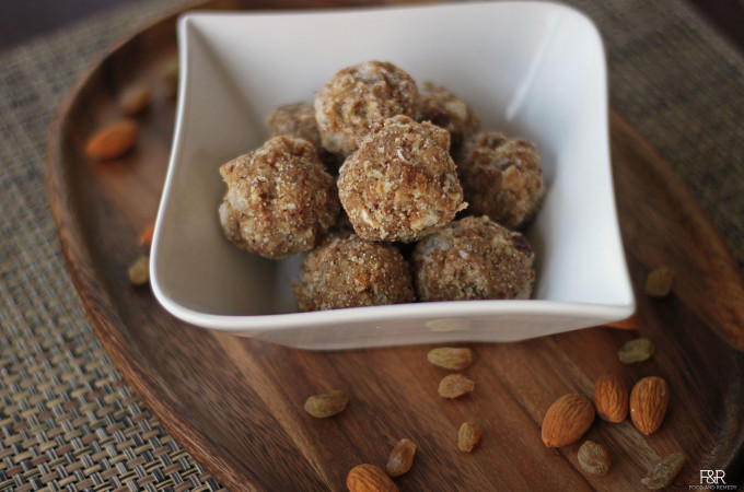 Antina Unde | Dried Fruits Laddu with Edible Gum