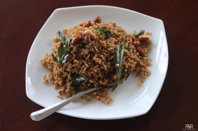 Mysore Iyengar Puliyogare Rice