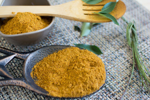 Curry leaf Chutney pudi