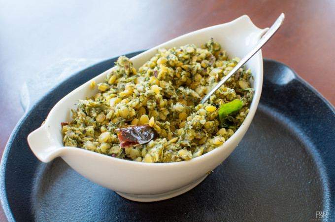 Toor dal – DIll leaves Palya Recipe, How to make Palya