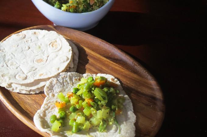 Celery Carrot Beans Stir Fry Recipe, How To Make mixed vegetable Stir Fry Recipe