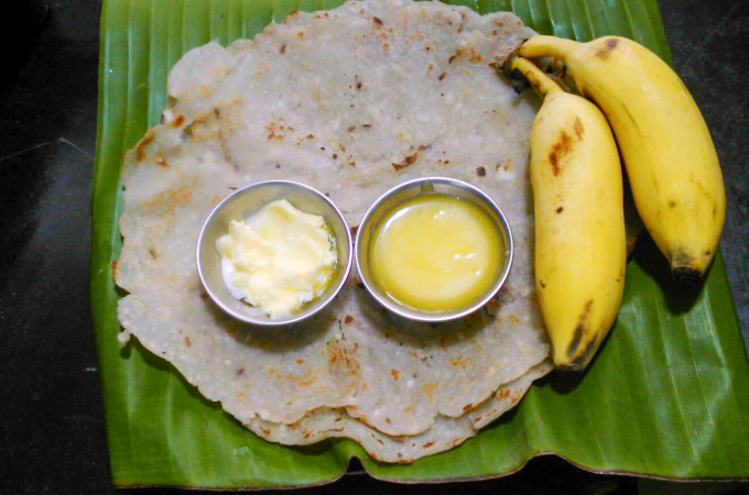 Banana Rotti, Rotti recipes