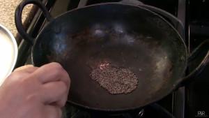 how to prepare iyengar puliyogare powder in kannada