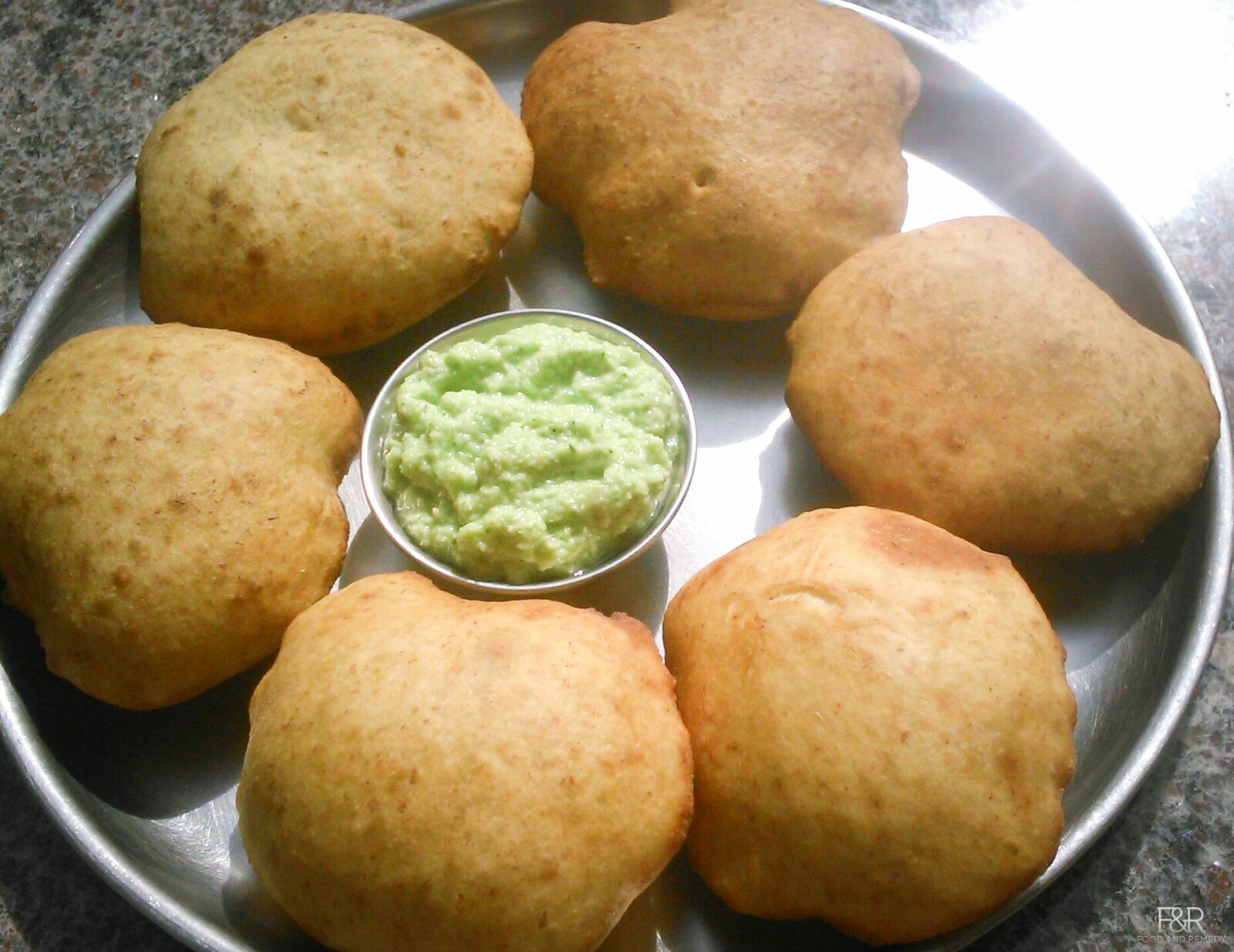 Mangalore Buns Recipe Banana Poori Recipe Food And Remedy