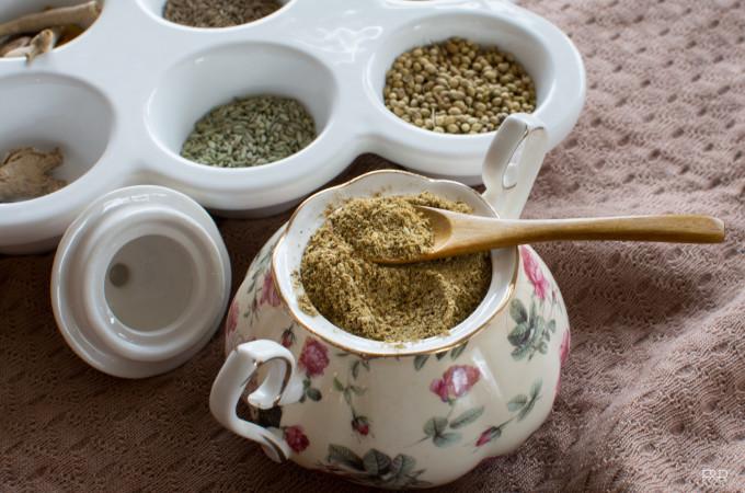 Kashaya Powder Recipe, Healthy Ayurvedic Powder