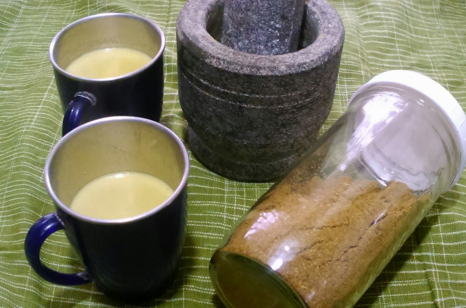 How to Prepare Kashaya using the Kashaya Powder