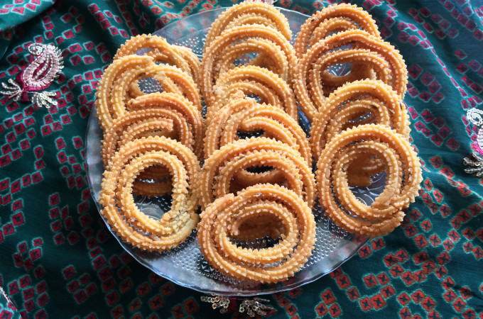 Instant Chakli Recipe | Ganesha Festival Recipes