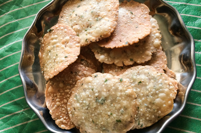 Rice Nippattu | Festival Recipes