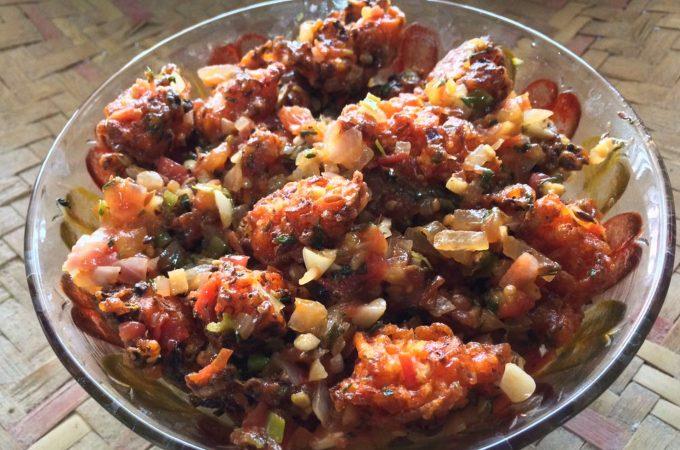 Cabbage Manchurian