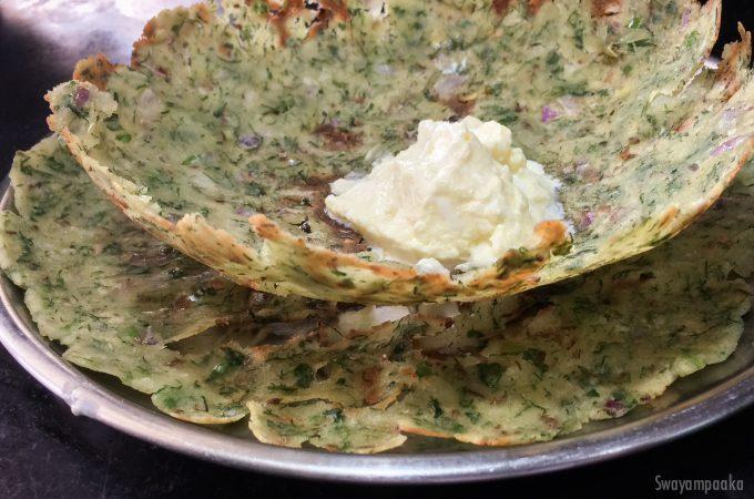 Akki Rotti | Akki Roti | Rice Rotti Recipe