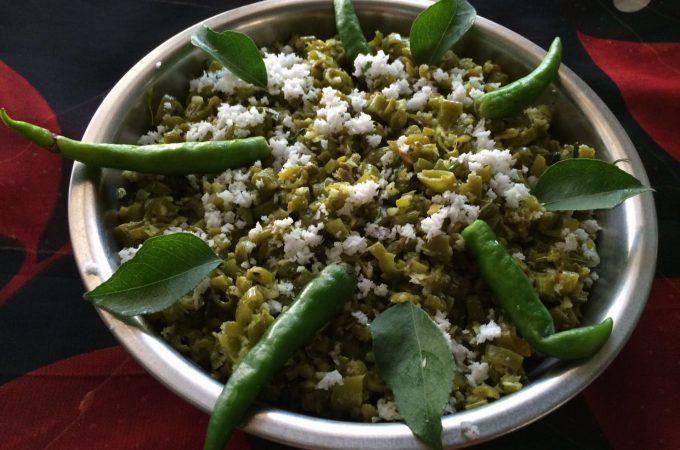 Green Beans Stir fry | Beans Palya | Karnataka Recipes