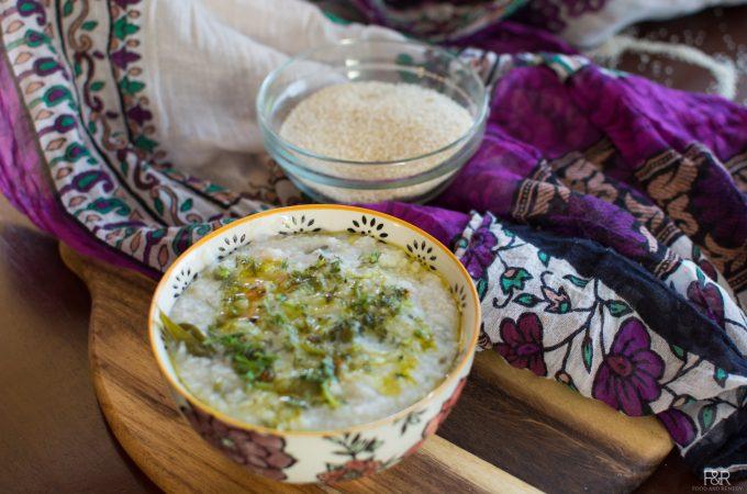 Millet Ganji Recipe   Millet Porridge   Siridhanya Recipes