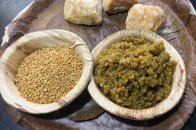 Menthya Leha | Fenugreek lehyam | Ayurvedic leha