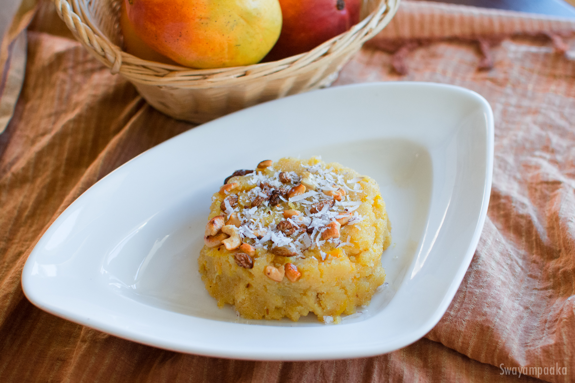 Mango Baby Food Recipe