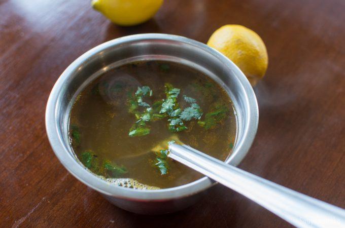 Lemon Rasam | Nimbu Rasam