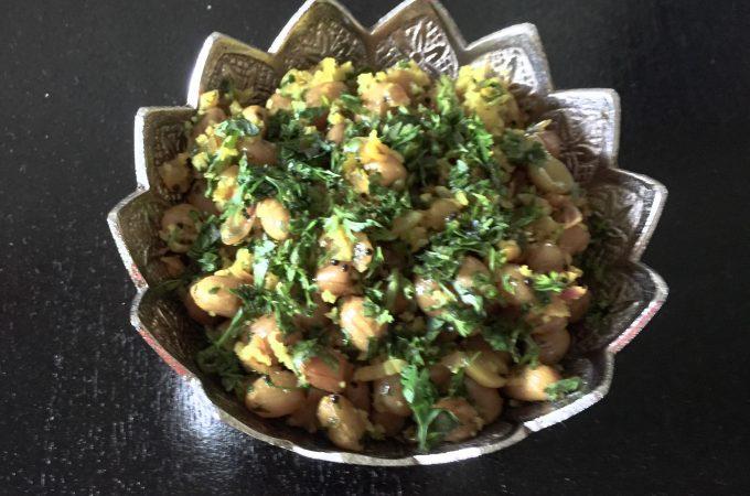 Peanut Usli | Peanut sundal | Groundnut usli