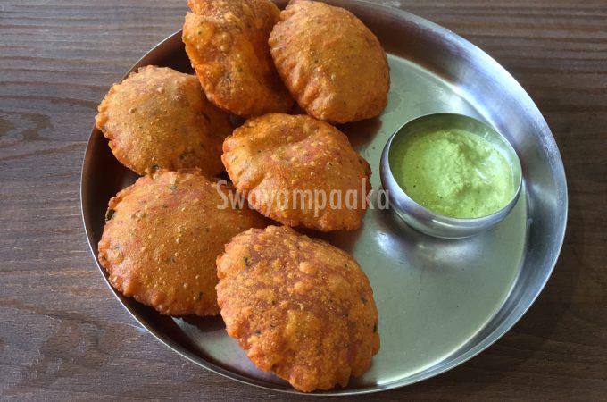Pumpkin poori recipe | Vegan poori recipe | Gluten free masala poori
